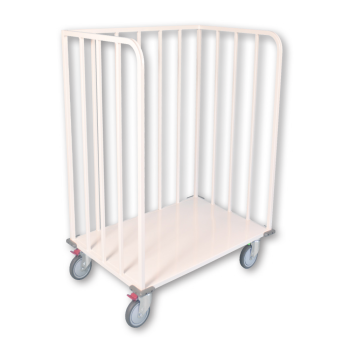 Open Front Bulk Delivery Trolley