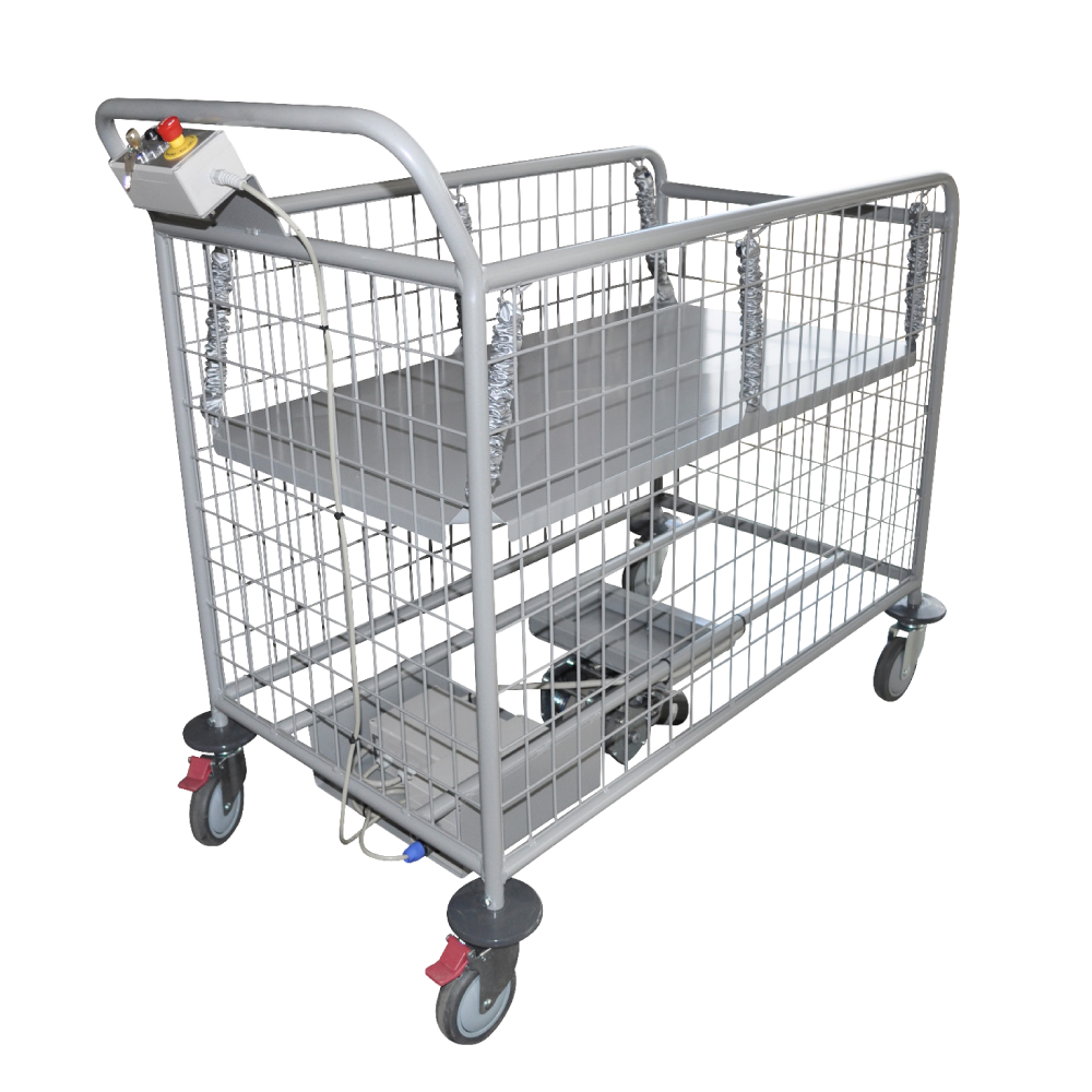 Custom Motorised Trolley
