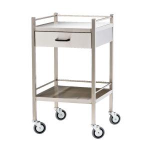 Instrument Trolley - One Drawer