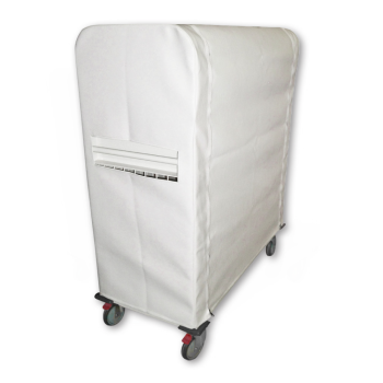 Large Linen Trolley Vinyl Cover