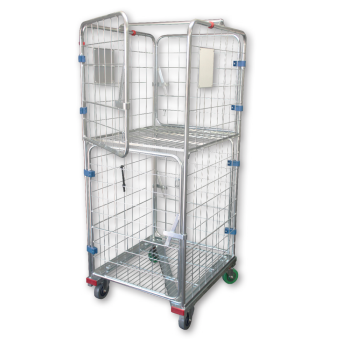 Roll Caged Trolley