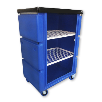 Shelves To Suit Capsule Tall Boy Trolley