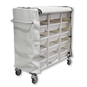 Cover to suit Storage Basket Troleys