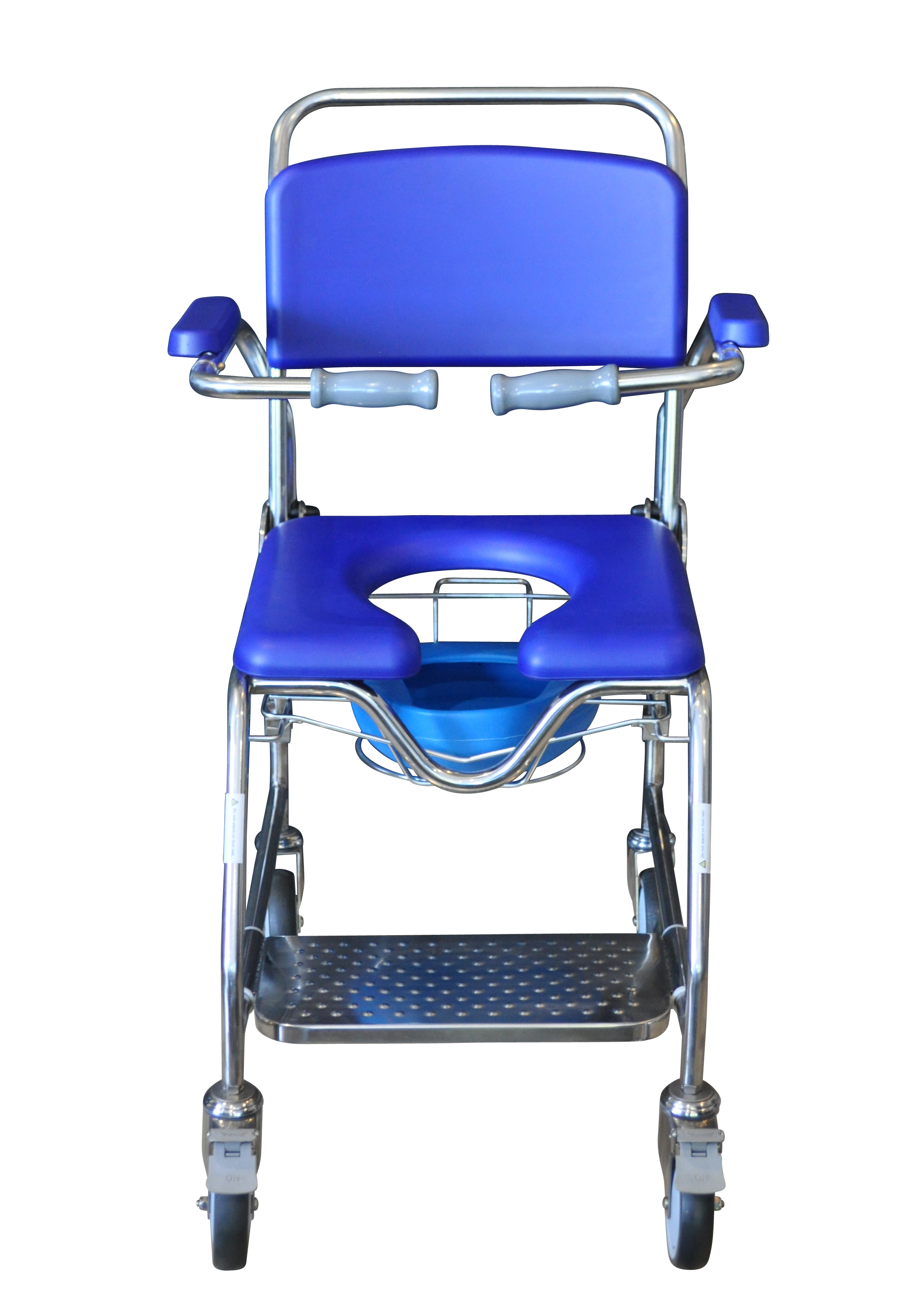 Aqcura Mobile Shower Chair